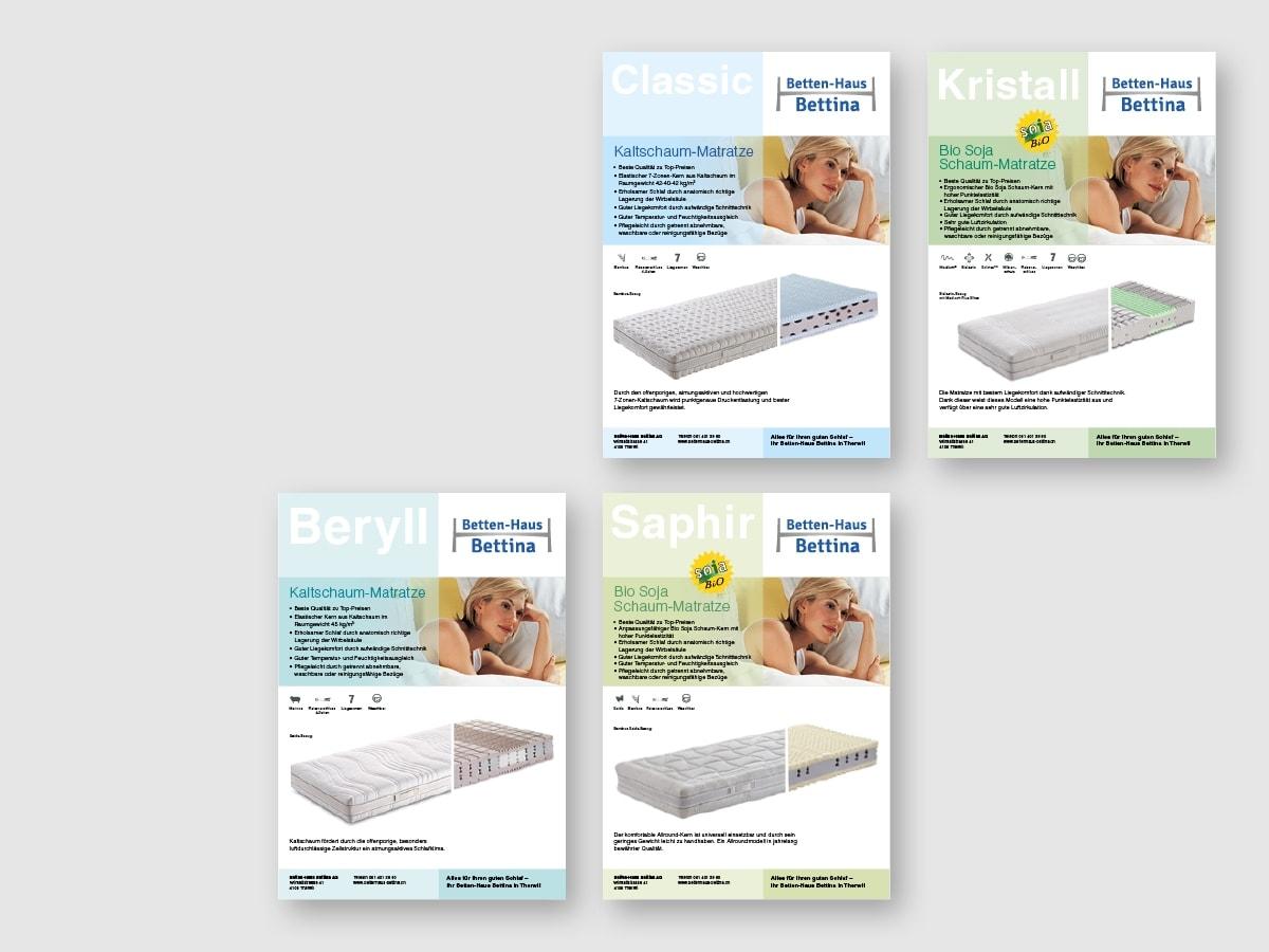Produkteplakate