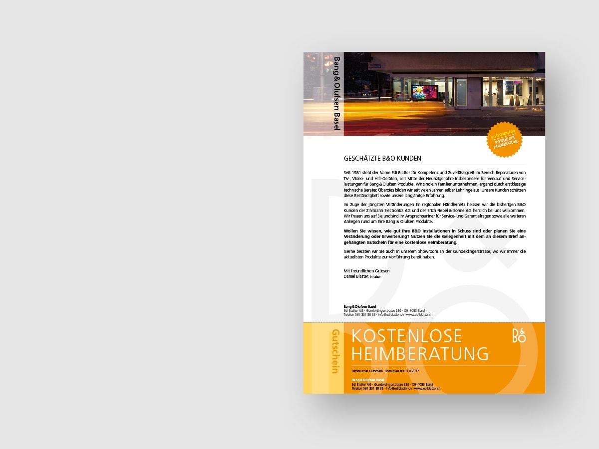 Kundenmailing