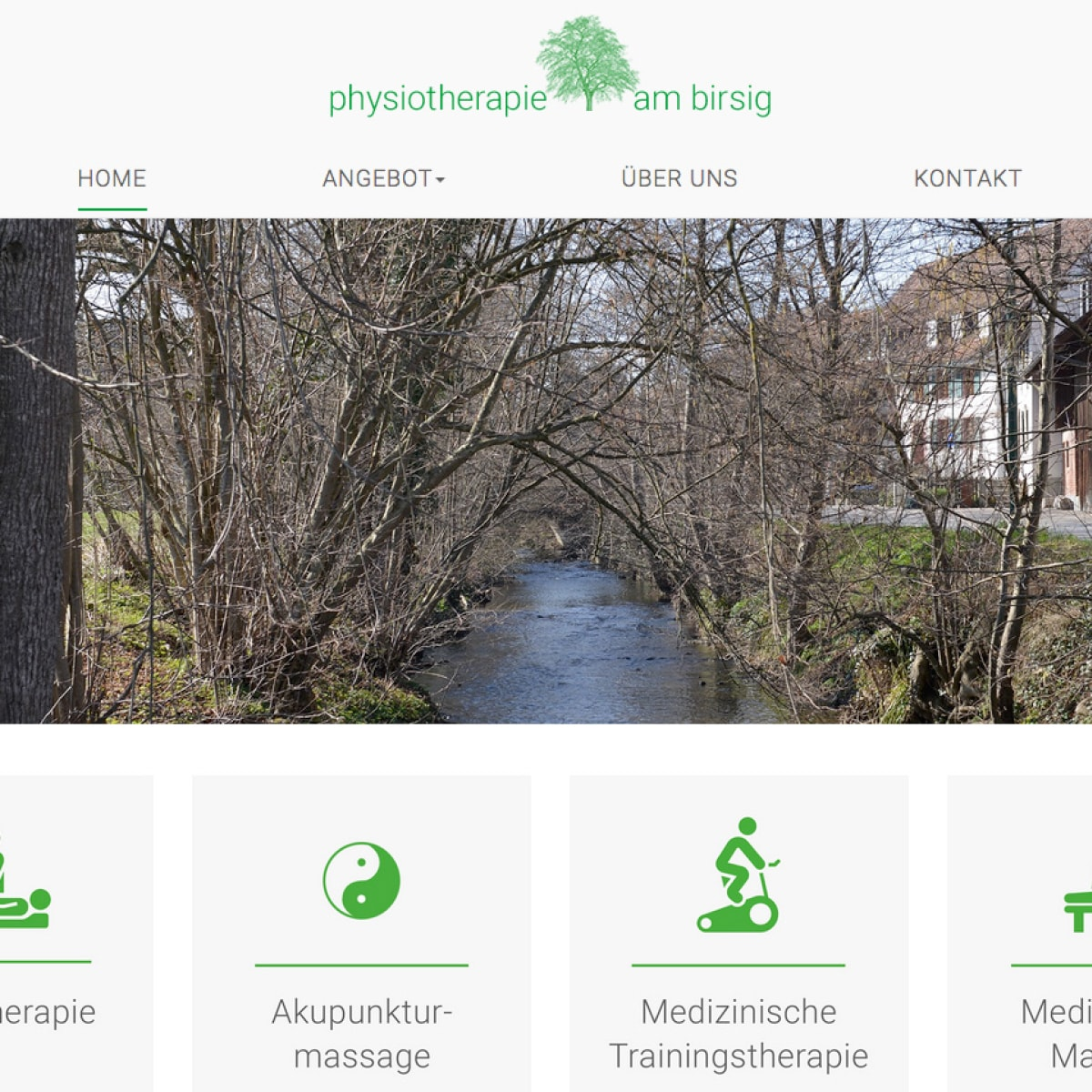 Physiotherapie am Birsig
